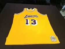 Wilt Chamberlain Los Angles Lakers authentic jersey size 56 NWOT