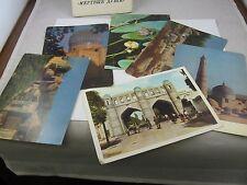 Lot of 6 Vintage Russian Postcards USSR