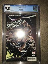 Amazing Spiderman Volume 5 #22 CGC 9.8 Aaron Kuder Kraven variant