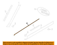 LAND ROVER OEM 17-18 Discovery Exterior-Upper Molding Trim LR082789