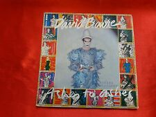DISCO 45 giri - David Bowie – Ashes To Ashes -  1980 - italy