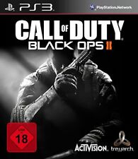 CALL OF DUTY BLACK OPS 2 | Uncut | Playstation3 | PS3 | WIE NEU | USK18 + | OVP
