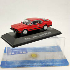IXO 1/43 IKA Renault Torino Lutteral Comahue SST 1978 Red Diecast Models Limited