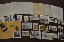 WWII MILITARY MEMORABILIA COLLECTION!!! COMPASS, DOG TAGS, ETC!!! MUST SEE!!!
