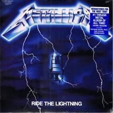 METALLICA – RIDE THE LIGHTNING REMASTERED VINYL LP (NEW/SEALED)