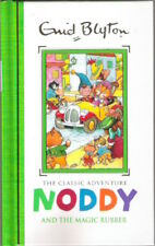 NODDY & THE MAGIC RUBBER 8 Enid Blyton 2016 New hardback Kid classic Collectable