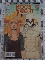 Moon Knight (2017) Marvel - #191, Crazy Runs in the Family, Bemis/Burrows, NM