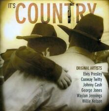 IT'S COUNTRY - 2 CD SET (40 SONGS) - ORIGINAL ARTISTS - NEW - SEALED