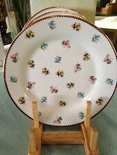 "I. Godinger & Company   ""Rosebud""  Dessert/Salad Plates    NEW"