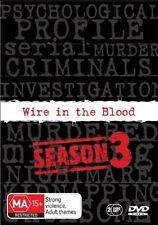 Wire In The Blood : Series / Season 3 (DVD, 2005, 4-Disc Set) Region 4