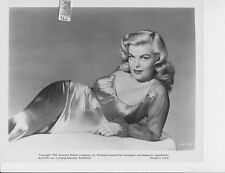 Cleo Moore busty VINTAGE Photo Hold Back Tomorrow