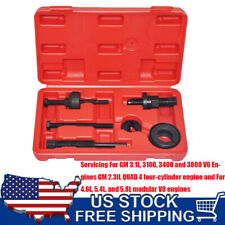 Power Steering Pump Pulley Puller Remover Installer Tool Kit Removal for GM USA