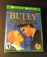Bully Scholarship Edition [ G2 Case ] (XBOX ONE / XBOX 360) NEW