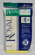 Royal AIRE Type R Canister Vacuum Bags With 1 Filter 7 Pack