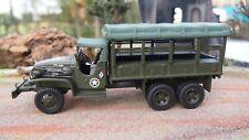 véhicule militaire   GMC 353 .  1/43
