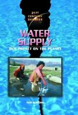 Water Supply: Our Impact on the Planet