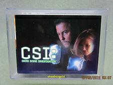 CSI: LAS VEGAS Series 2,  Trading Cards Complete SET (100 cards)