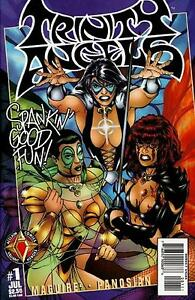 TRINITY ANGELS # 1 - COMIC - 1997 - 9
