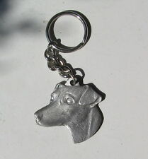 Jack Russell Terrier Dog Key Chain