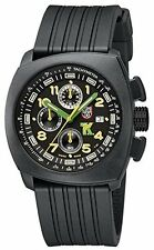 Luminox Land 1101.S Tony Kanaan PC Carbon 1100 Men's Chronograph Date Watch New