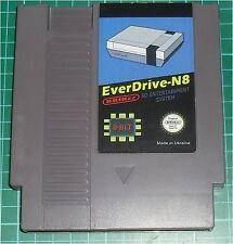 EVERDRIVE N8 nes krikzz nintendo entertainment system SD grey new