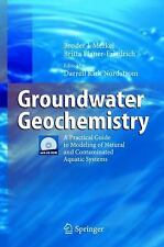 Groundwater Geochemistry: A Practical Guide to Modeling of Natural and-ExLibrary