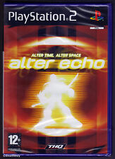 Alter Echo (Sony PlayStation 2, 2003)