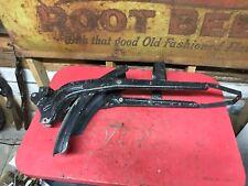 1966 Harley Davidson 175 Bobcat Rear Sub Frame  Seat Mount  Fender