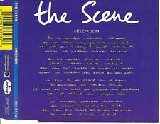 THE SCENE - Vrienden CD-MAXI 3TR + Postcard Holland 1994 (Mercury) RARE!