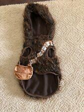 Chewbacca Dog Costume, Size Small...Worn Once! Soooo Cute!