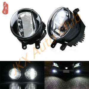 LED Fog Lights Upgrade or Replacement Driving Lamps k Fit For Toyota Lexus Scion
