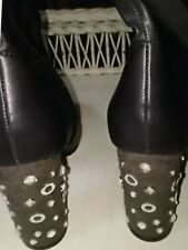 Badgley Mischka American Glamour Over The Knee Boots Sz 7.5 Regular price $89