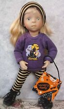 """4 PIECE HALLOWEEN  OUTFIT  SET FOR  12"""" MINOUCHE  DOLL"""