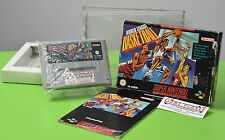 monde LIGUE DE baskebal Super Nintendo SNES emballage d'origine Sammlung