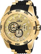 Invicta Men'S Speedway Chrono 100 м Черный/Золото силиконовый S. стальные часы 25507