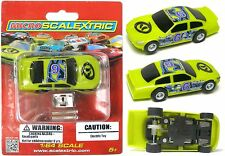 2014 Micro Scalextric USA NASCAR Stock Superfast Sport Slot Car #6 1:64 G2158