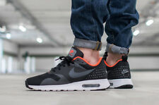 NIKE AIR MAX TAVAS Running Trainers Shoes Gym Casual - UK 9 (EUR 44)  Black/Grey