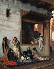 The Slave market Jean-Leon Gérôme esclavos Orient desnudo trata de mujeres B a3 02537