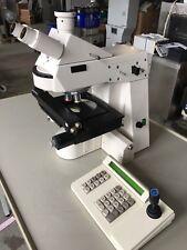 Zeiss Microscopio axioplan 2 con scanning-kreuztisch y joystick