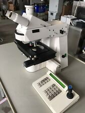 Zeiss Microscope axioplan 2 mit scanning-kreuztisch et joystick