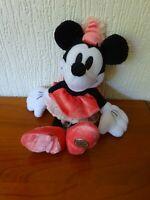 DISNEY Plush...Walt Disney World...'100 Years of Magic'..Special Edition MINNIE.
