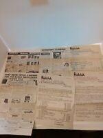 Radolek co chicago Illinois  Radio Advertisements And Paper