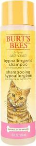 Burt's Bees for Cats Hypoallergenic Shampoo with Shea Butter and Honey | Best Sh