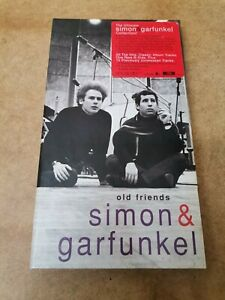 Simon & Garfunkel-Old Friends CD Box Set and booklet ex condition