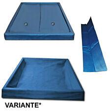 2 x Wasserkern DUAL +Trennwand + Wanne für Wasserbett Set Wassermatratze Kern
