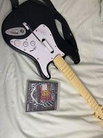 Guitar Hero Warriors of Rock (Sony PlayStation 3 Read Desc) W/ Wireless Guitar