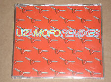 U2 - MOFO REMIXES - CD MAXI-SINGLE COME NUOVO (MINT)