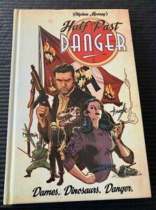 Stephen Mooney's HALF PAST DANGER Hardcover