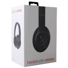 Beats by Dr. Dre Studio Wireless Over The Ear Headphones Matte Black B0501