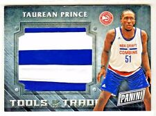 2016 Panini Black Friday TOOLS OF TRADE RELIC TAUREAN PRINCE RC QTY AVAILABLE